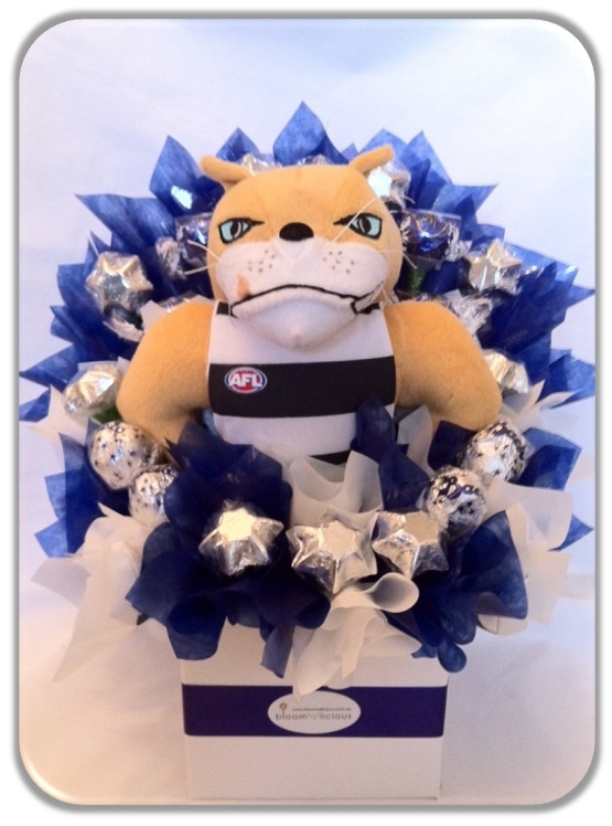 Geelong Cats Bloom - $65