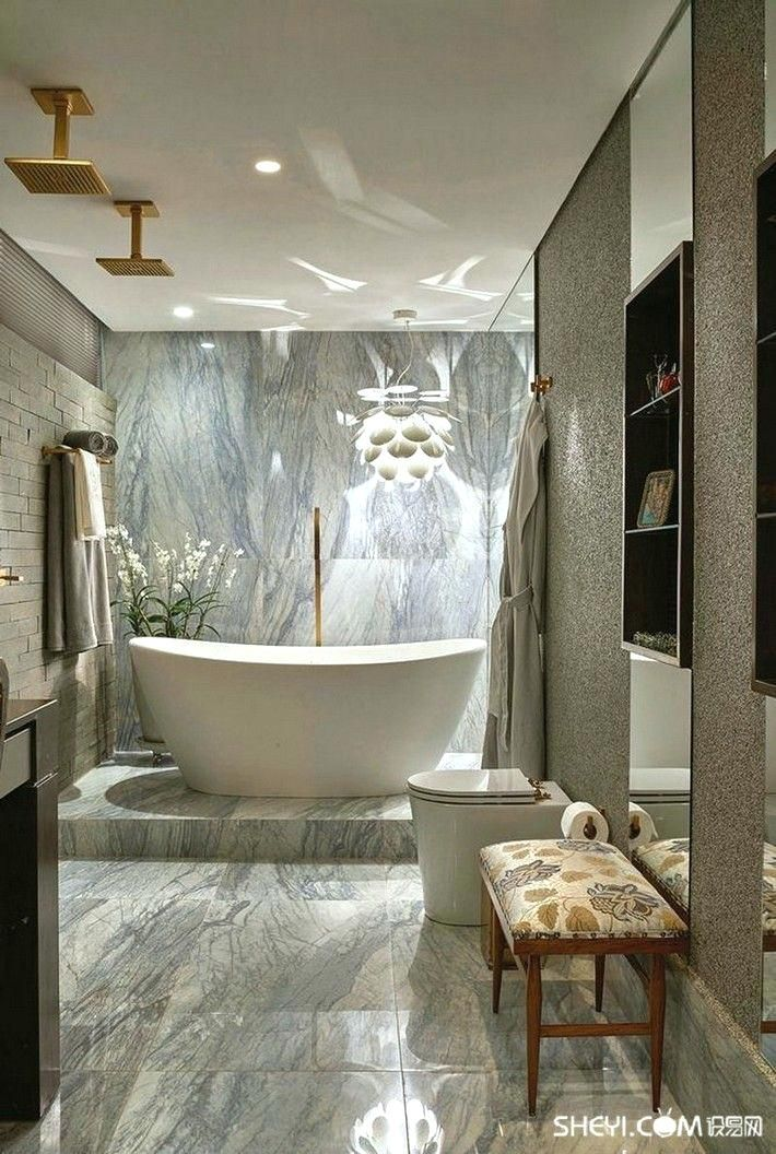 Luxus Badezimmer Designs Galerie Ideen Moderne Badezimmerfliesen Innenarchitektur Elegant Bathroom Design Bathroom Design Luxury Bathroom Interior Design