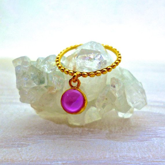 Hey, I found this really awesome Etsy listing at https://www.etsy.com/listing/520143727/dangle-ring-dangling-ring-pink-ring
