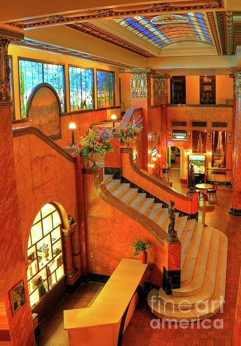 The Gadsden Hotel in Douglas Arizona