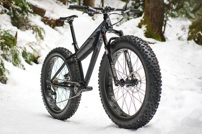 Rocky Mountain Blizzard: Neues Fatbike mit Rock Shox Bluto RL-Federgabel - MTB-News.de