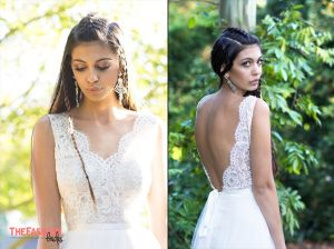 Sarah Joseph Couture Bridal gowns are perfect for the modern bride who is both contemporary and fashion forward. Each gown is individually handmade here in Australia using the traditional techniqu…