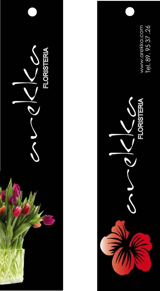 Flyer/Separador de libro