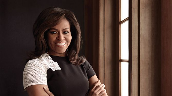 Michelle Obama Variety Cover Story by