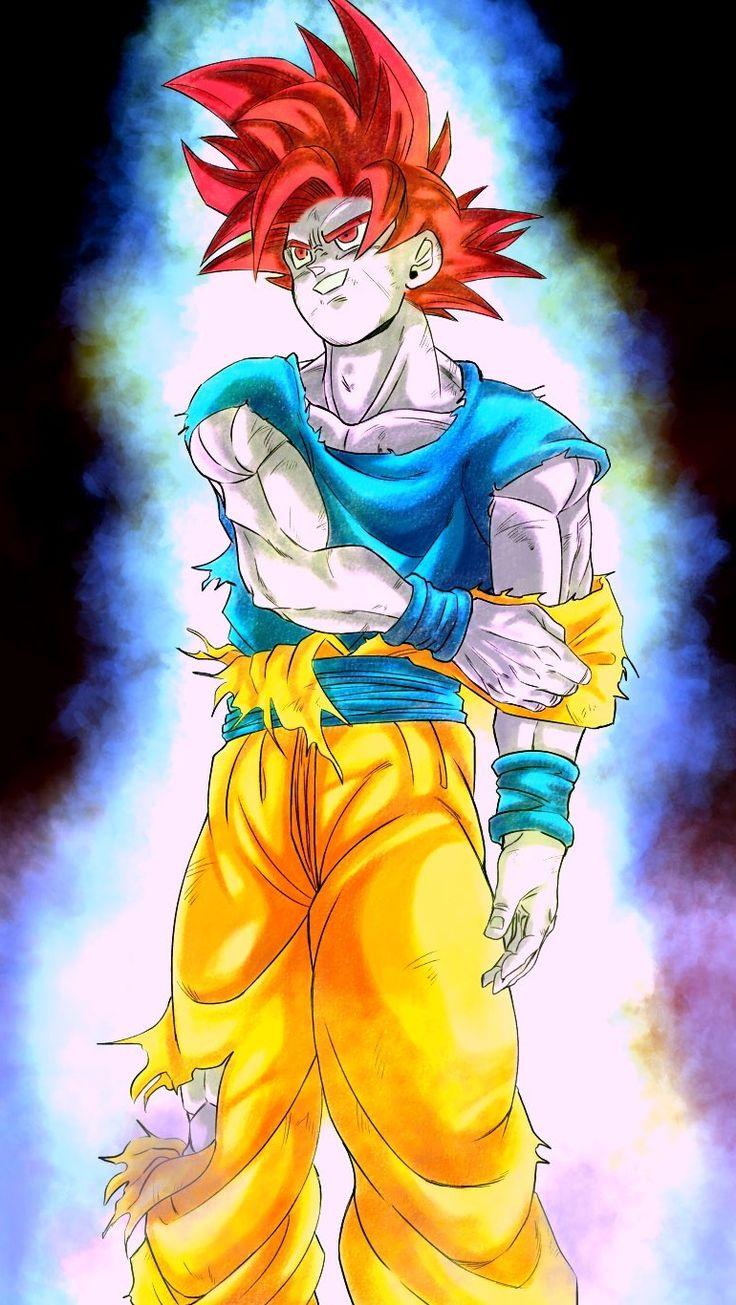 Demon God Goku, SS4 Broly, SS3 Gogito, SSGSS4 Vegeta, SSR
