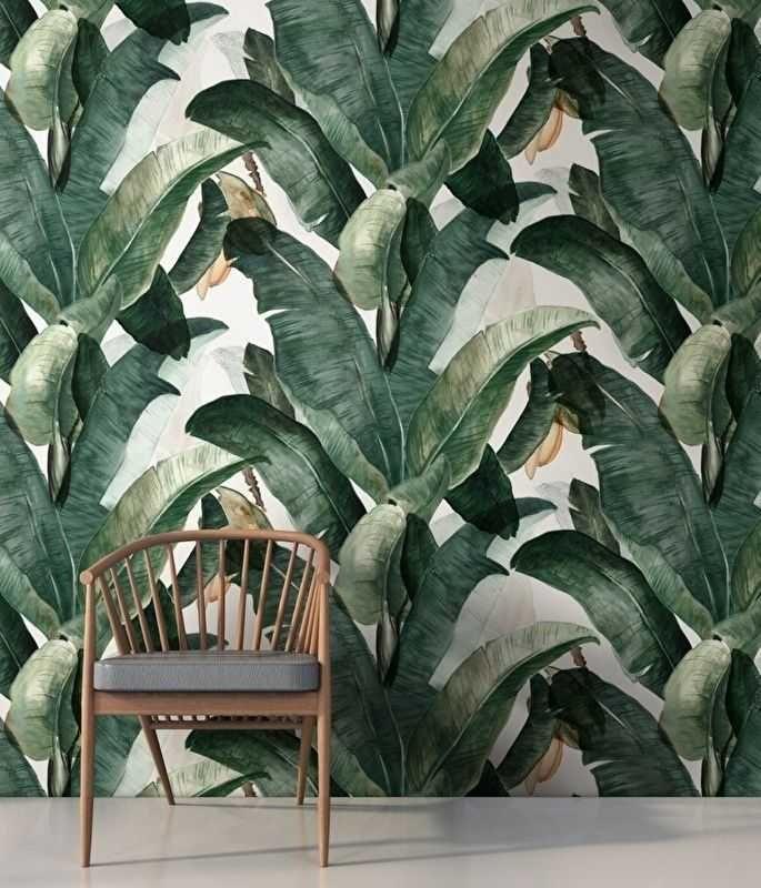 Papel pintado tropical te atreves papel pintado - Papel pintado tropical ...