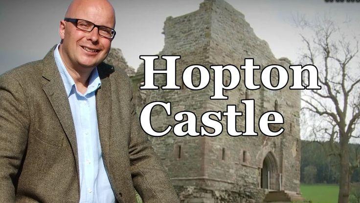 The Bald Explorer visits Hopton Castle