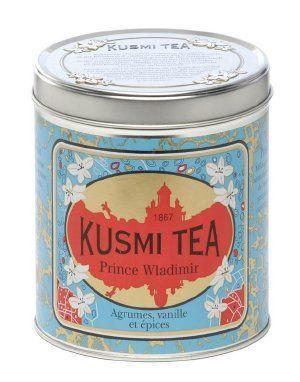 Kusmi Prince Vladimir - my favorite tea