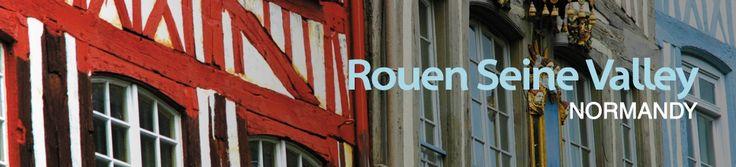 rouen seine normandy visit tourism museum informat