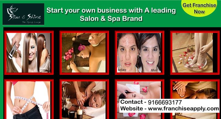 Start your own business with A leading Salon & Spa Brand