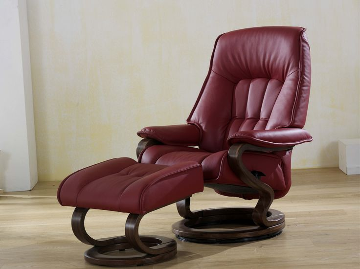 Elbe Recliner by Himolla. Avilable at Rodgers of York. #Interiors #Furniture