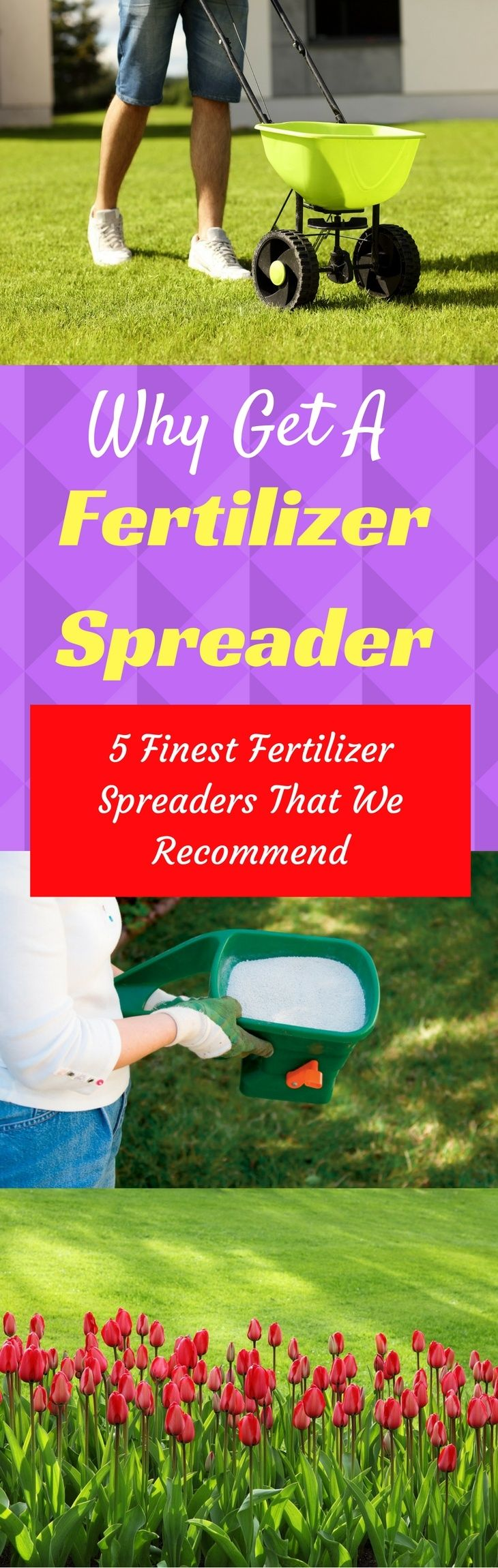 Proper fertilization is essential for the perfect garden. Learn what a fertilizer spreaders is, its different types, and which one you should get for your lawn. Source: https://gardenambition.com/best-fertilizer-spreader/