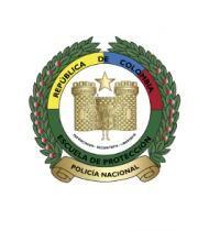 """Escuela de Policía en Protección y Seguridad """" Sargento Mayor Luis alberto Torres Huertas """""""