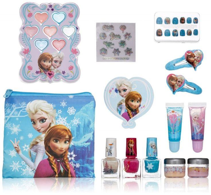 Disney Frozen 12-delige Beauty set | Disney Frozen | kidzDzain