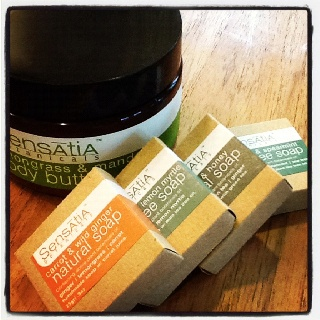 Natural Body Products from Bali
