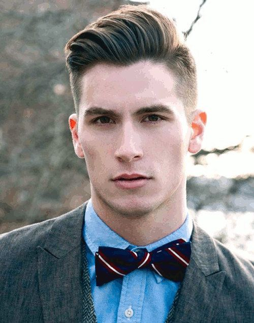 Undercut Hairstyles for Men - http://www.mens-hairstylists.com/undercut-hairstyles-men/