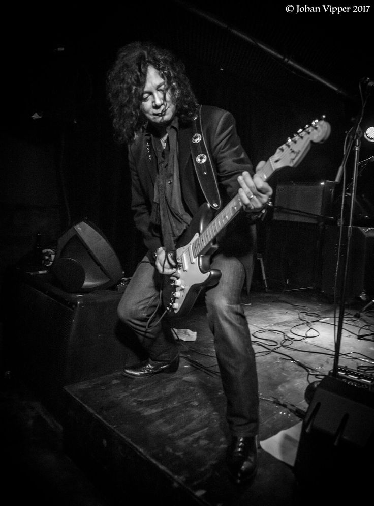 Alan Merrill at the Delancey NYC, February 15th 2017. Photo by Johan Vipper. #alanmerrill #johnvipper #thedelanceynyc