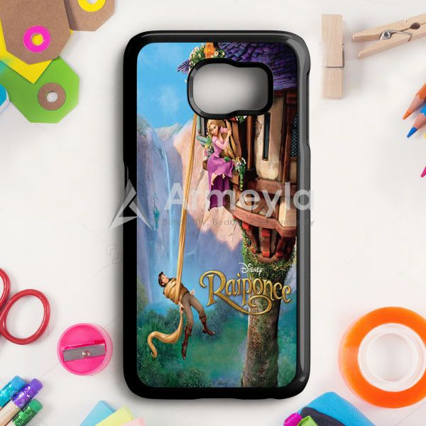 Tangled Rapunzel Punk Love Pierce The Veil Samsung Galaxy S6 Edge Case | armeyla.com