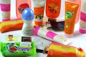 Konkurs z kosmetykami