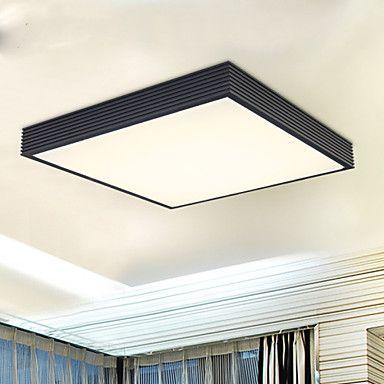 Aluminum Modern Led Ceiling Lights For Living Room Bedroom Balcony Square Home Ceiling Lamps 3295808 2016 – $66.99