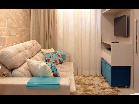 Más de 1000 ideas sobre Dicas Para Decorar Uma Sala Pequena en ...
