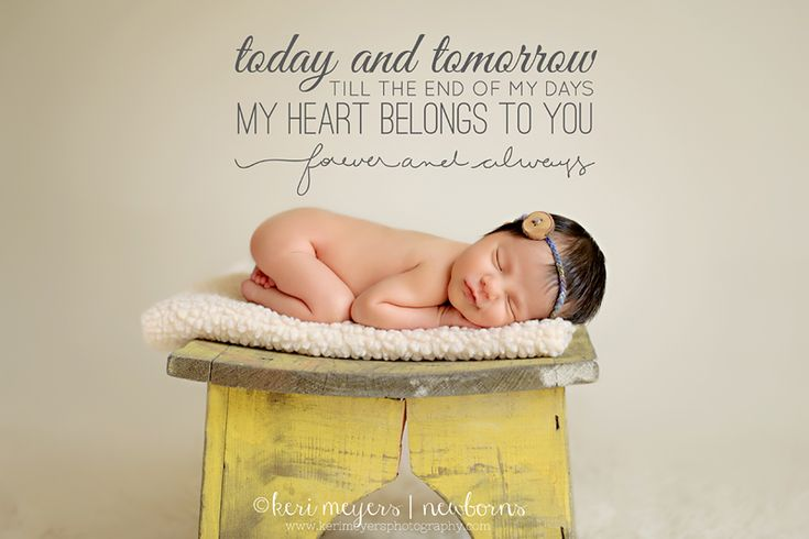 Newborn posing video from keri meyers photography giveaway
