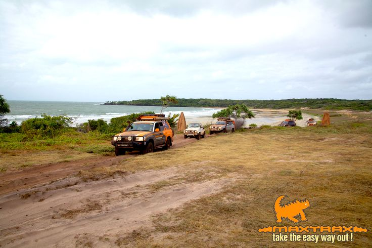On every four wheel driver's bucket list - Cape York. Definately need your MAXTRAX for this trip.