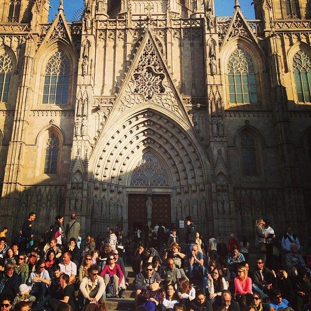 Catedral de Barcelona - Spain