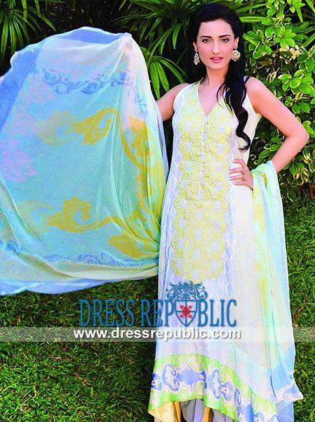 Ayesha Somaya Lawn 2014   Pakistani Lawn Fashion 2014  Pakistani Lawn Fashion 2014