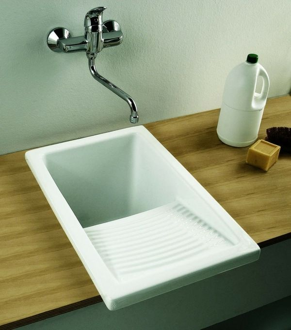 Bac à laver buanderie Riba  http://www.homelisty.com/buanderies-evier-bac-a-laver/