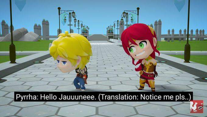 Even the translator knows! (Episode 10 Official Subtitles)