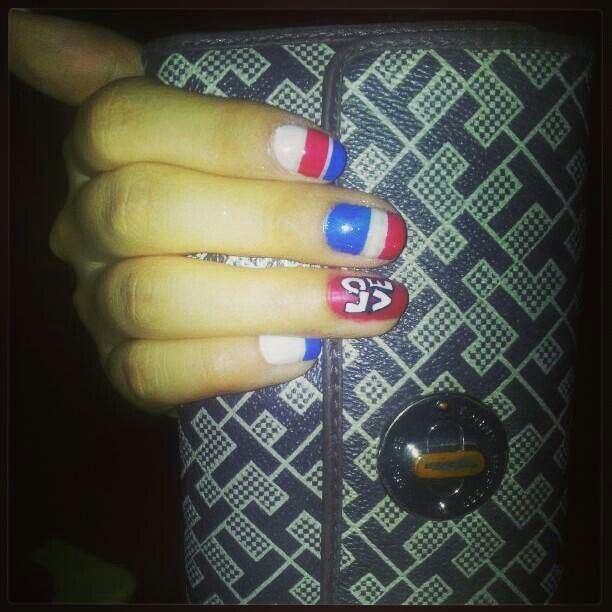 Philly xoxo nails