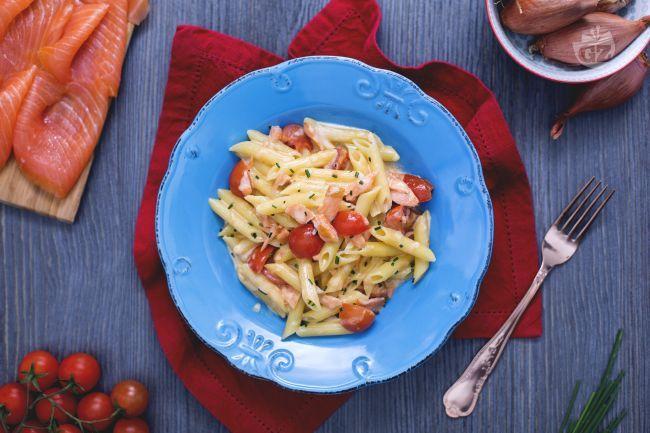 Le pennette con salmone e vodka sono la rivisitazione di uno dei pià grandi classici primi piatti degli anni '70: un mito della cucina italoamericana.