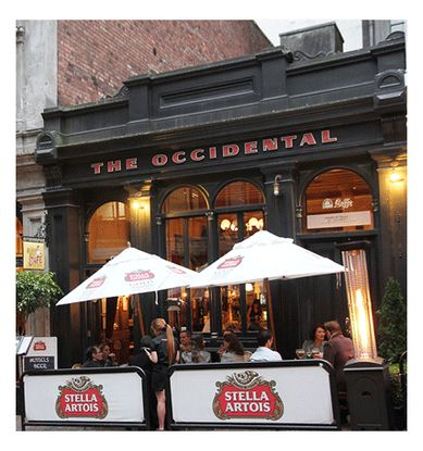 The Occidental Belgian Beer Café