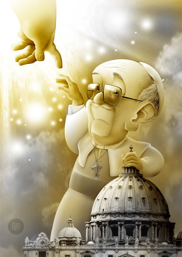 Papa Francisco on Behance