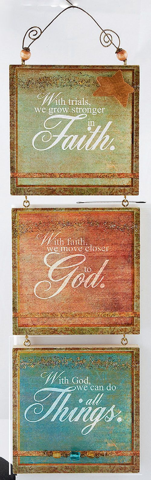 .Wall Decor, Growing With God, Faith, God Is, Quote, True Words, My Heart, House Rules, Growing Stronger