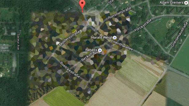 NATO Air Base Geilenkirchen google maps - Google zoeken