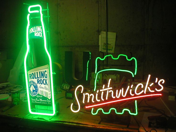Neon Sign Repair & Restoration Service | Neon Works