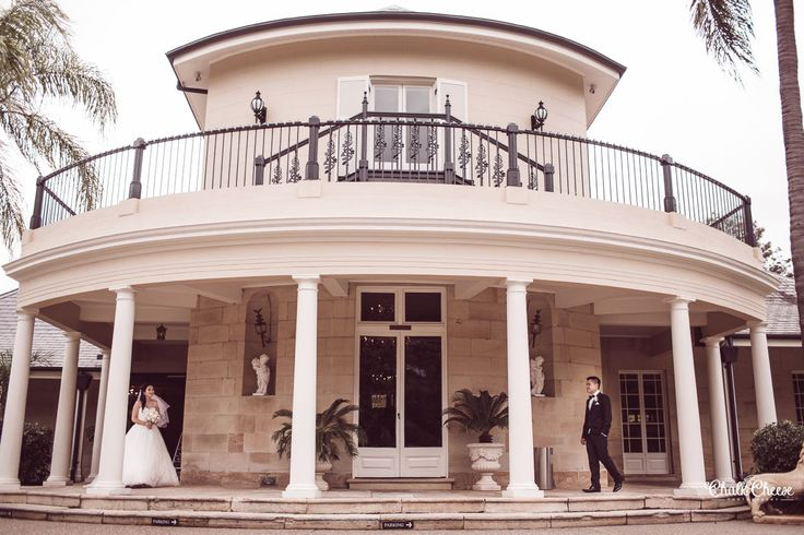 Bride and groom portrait at Oatlands House, Navarra Venues by Chalk and Cheese Photography
