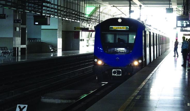Chennai Metro Update: First underground metro line to open in few weeks #RailAnalysis #News #Metro #Rails