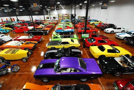 RK Motors Charlotte | Car Collections | Pinterest | Motors ...