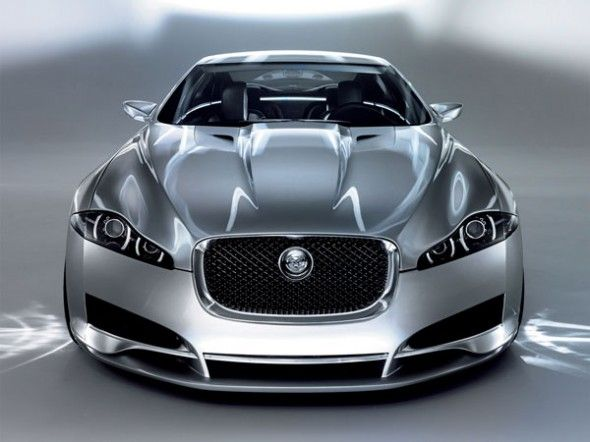 Jaguar XFR Look At Those Muscles