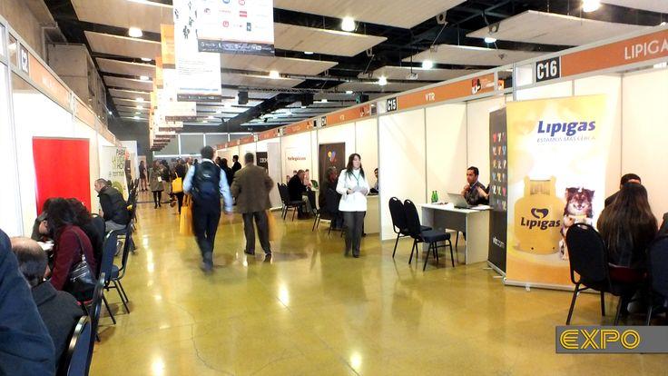 Feria Enlaces Comerciales 2013 www.expositor.cl