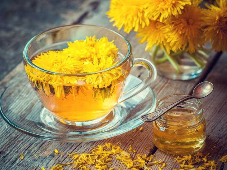 6 Simple Ways To Reduce Water Retention Dandelion Tea Dandelion Recipes Herbalism