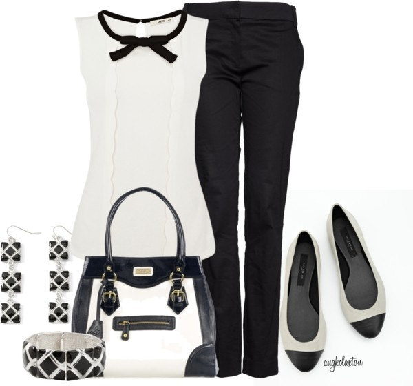 """School Days #32"" by angkclaxton on Polyvore"