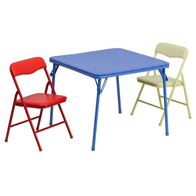 FF Kids Folding Table U0026 2 Chairs