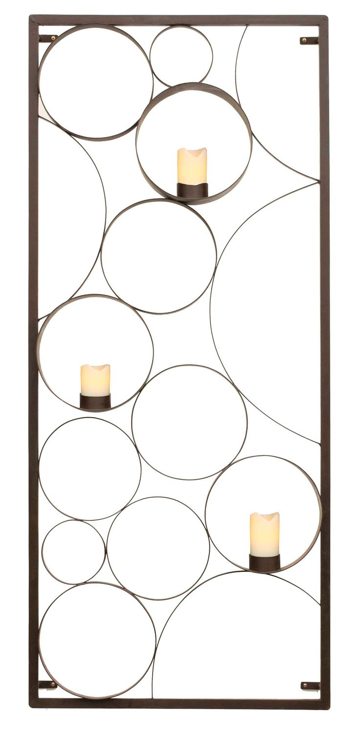 Candle Wall Art 7 best candle displayentanglements metal art images on pinterest