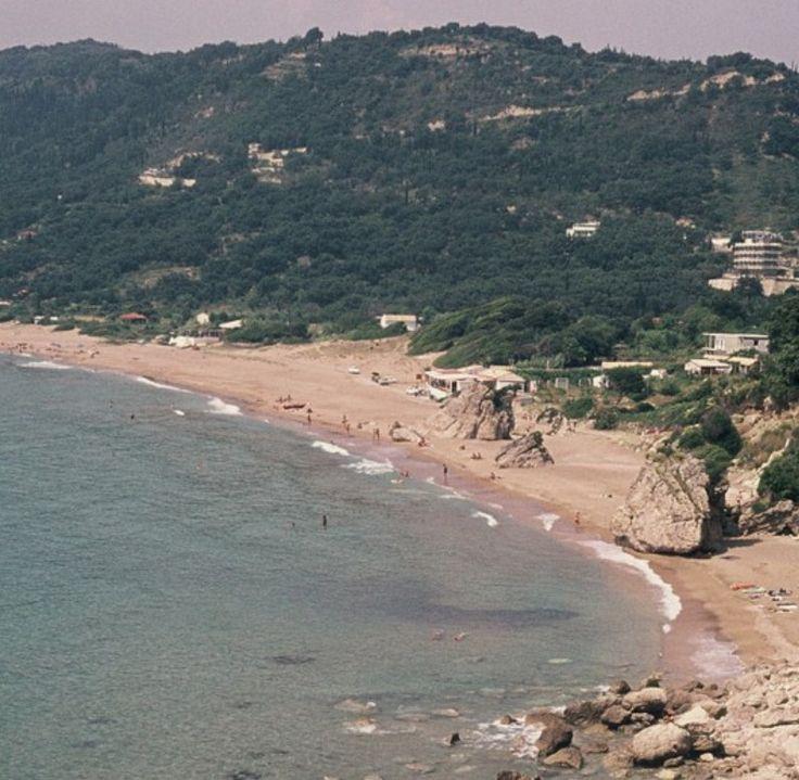 Agios Gordios almost untouched