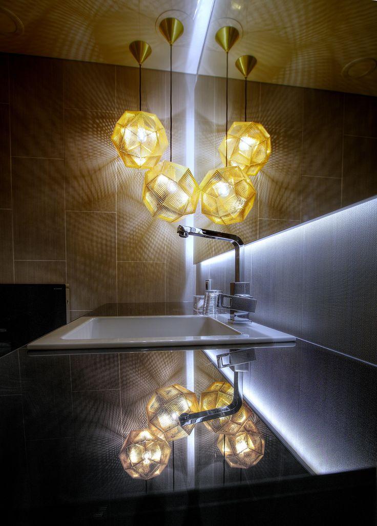 Bathroom, Tom Dixon, Hotel Klaus K
