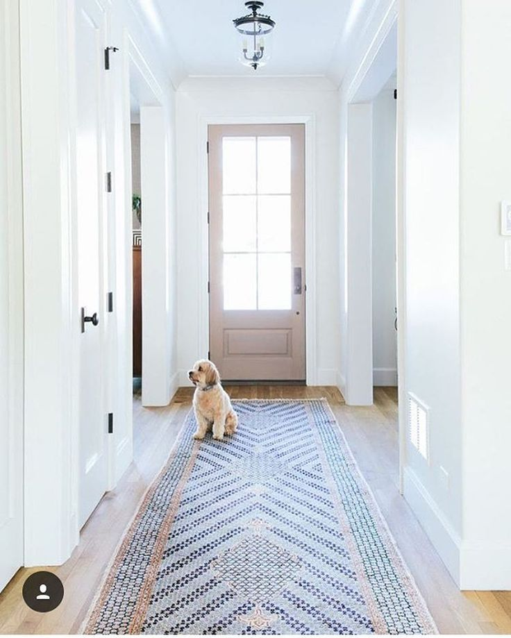 Transitional Foyer Hallway: Entry And Transitional Spaces On